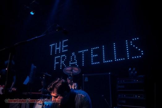 The Fratellis @ Venue - February 26th 2014