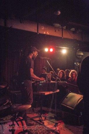 Higgins Waterproof Black Magic Band @ The Media Club -