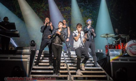The Wanted @ Orpheum Theatre - August 25th 2014