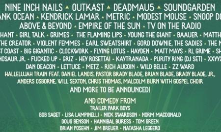 pemberton music festival lineup poster