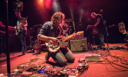 The War On Drugs @ The Rickshaw Theatre - July 30th 2014