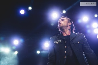 Three Days Grace at PNE Summer Nights in Vancouver © Pavel Boiko