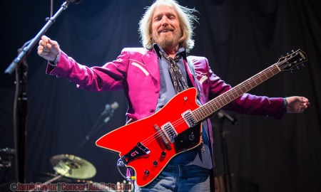 Tom Petty and the Heartbreakers @ Rogers Arena - August 14th 201