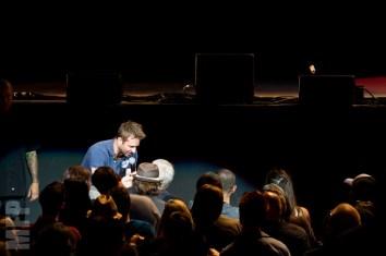 Chris Hardwick @ Odd Ball Comedy & Curiousity Festival © Michael Ford