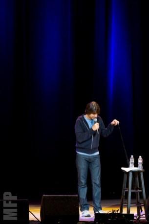 Demetri Martin @ Odd Ball Comedy & Curiousity Festival © Michael Ford