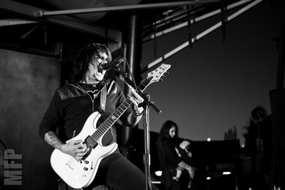 Escape The Fate @ Pain In The Grass © Michael Ford