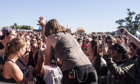 The Head and The Heart @ Riot Fest Toronto © Elysse Cloma