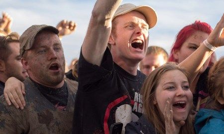 Rise Against @ Riot Fest Toronto © Elysse Cloma