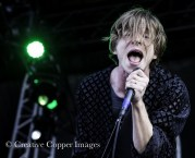 Cage The Elephant @ Sonic Boom Festival © Jennifer McInnis