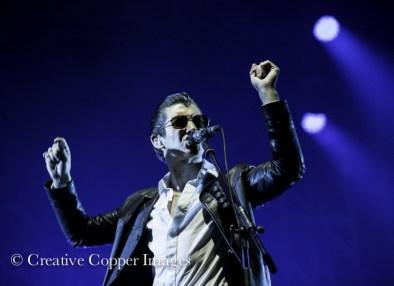 Arctic Monkeys @ Sonic Boom Festival © Jennifer McInnis