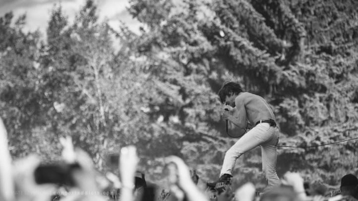 Cage The Elephant at Calgary X-Fest © Matt Szymkow