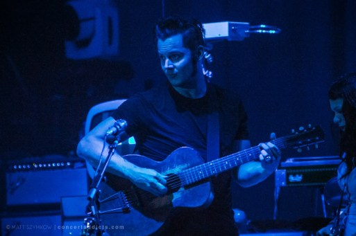 Jack White at Clagary X-Fest © Matt Szymkow