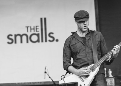 The Smalls at Clagary X-Fest © Matt Szymkow