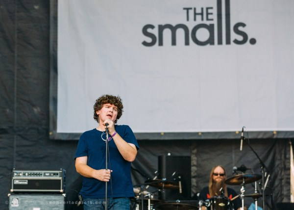 The Smalls at Clagary X-Fest © Matt Szymkow