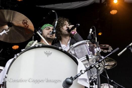 The Mounties @ Sonic Boom Festival © Jennifer McInnis
