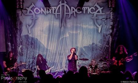 Sonata Artica @ Venue in Vancouver © Melvin Pastora