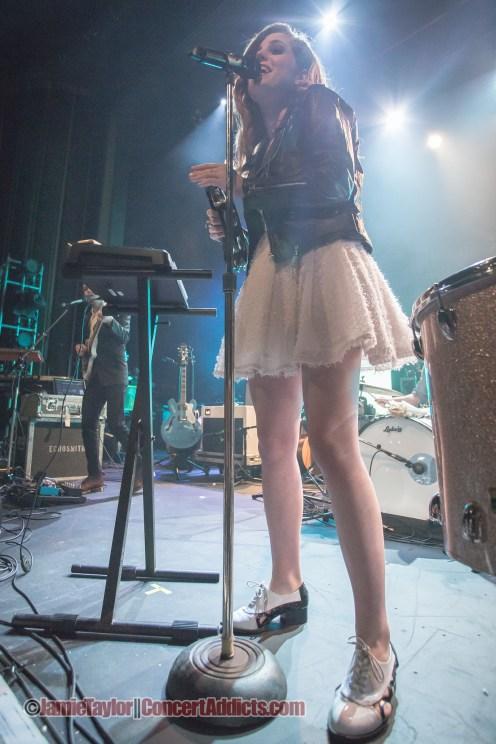 Echosmith @ Vogue Theatre © Jamie Taylor