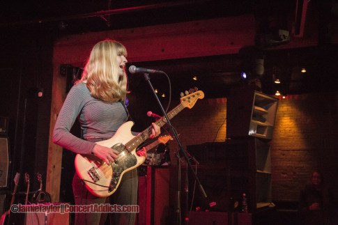 La Sera @ Fortune Sound Club © Jamie Taylor