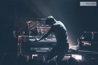Nils Frahm @ The Imperial © Pavel Boiko