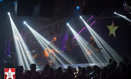 The Trews @ Sugar Nightclub © Rob Porter