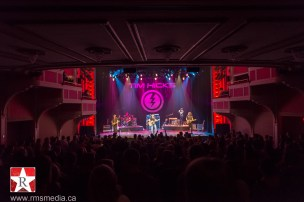 Tim Hicks @ The McPherson Playhouse Theatre © Rob Porter