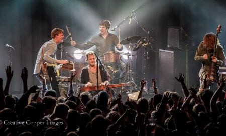 Current Swell at The Commodore Ballroom ©Creative Copper Images