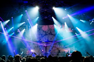 WISHFM @ Lights All Night TX © Braden Jarvis