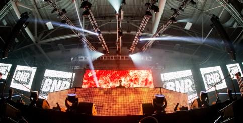 Boys Noize @ Lights All Night TX © Braden Jarvis