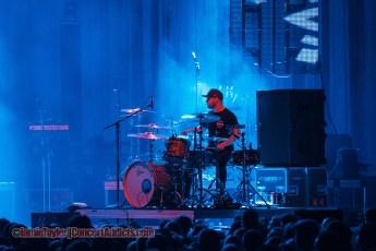 Royal Blood @ Deck the Hall Ball 2014 - KeyArena © Jamie Taylor