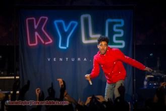 Kyle @ Vogue Theatre © Jamie Taylor