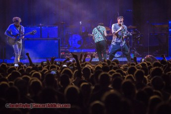 Young The Giant @ Deck The Hall Ball - KeyArena - December 9th 2