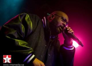 Blackalicious @ Sugar Nightclub © Rob Porter
