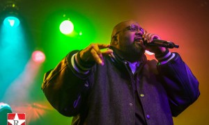 Blackalicious @ Sugar Nightclub © Rob Porter
