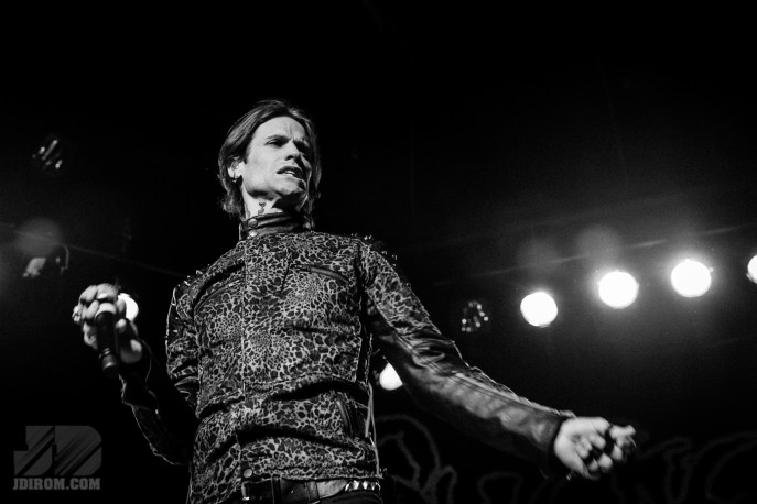Buckcherry @ Deerfoot Inn & Casino © J. Dirom