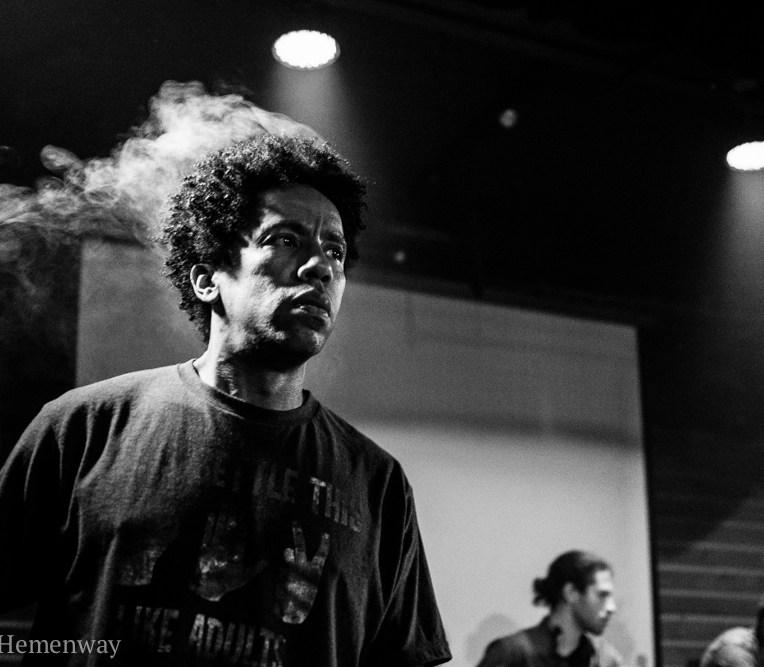 Fatlip @ Fortune Sound Club – © Scott Hemenway