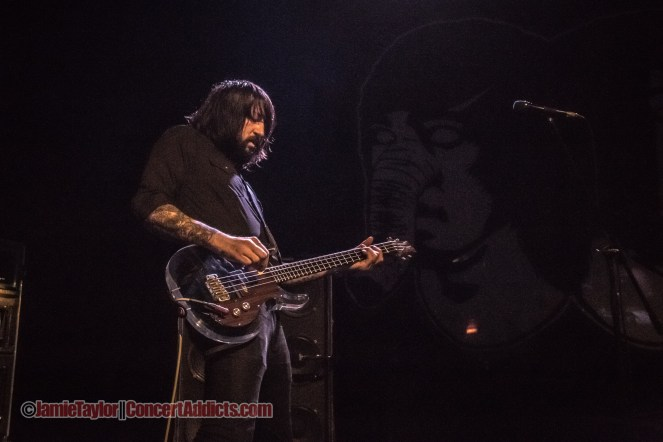 Death From Above 1979 @ Vogue Theatre © Jamie Taylor