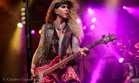 Steel Panther at Commodore Ballroom ©Creative Copper Images