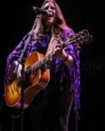 Carlene Carter @ Mershon Auditorium © Jim Robson