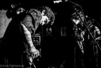 Les Chaussettes @ The Imperial © Scott Hemenway