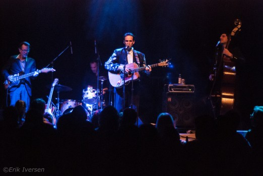Petunia & The Vipers + Miss Quincy @ The Imperial - February 6th 2015 © Erik Iversen