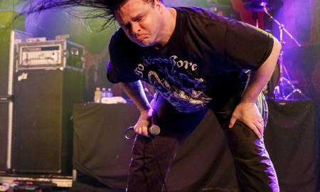 Cannibal Corpse at Commodore Ballroom ©Creative Copper Images