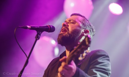 Elliott Brood at Commodore Ballroom ©Creative Copper Images