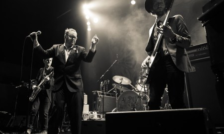 St. Paul and The Broken Bones at Rickshaw Theatre ©Creative Copper Images