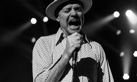 The Tragically Hip at Scotiabank Saddledome © J. Dirom