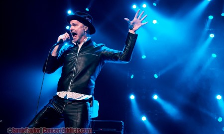 The Tragically Hip @ Rogers Arena © Jamie Taylor