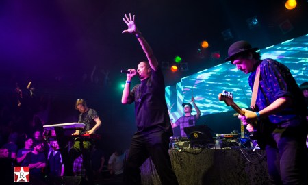 The Funk Hunters + Chali 2na at Sugar Nightclub in Victoria, BC on March 20th 2015