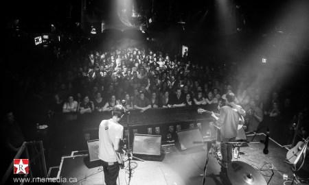 Jon & Roy live at Sugar Nightclub on March 13th 2015 © Rob Porter