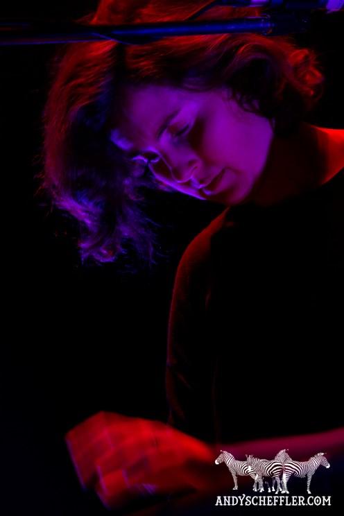 Kathryn Calder at The Rickshaw © Andy Scheffler
