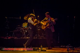 Punch Brothers @ Vogue Theatre Vancouver © Jamie Taylor