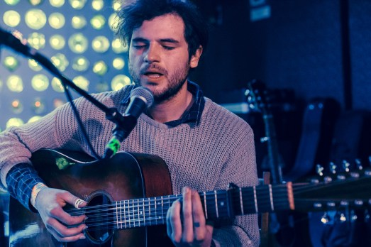 Ryley Walker at Baby's All Right © Matt Condon